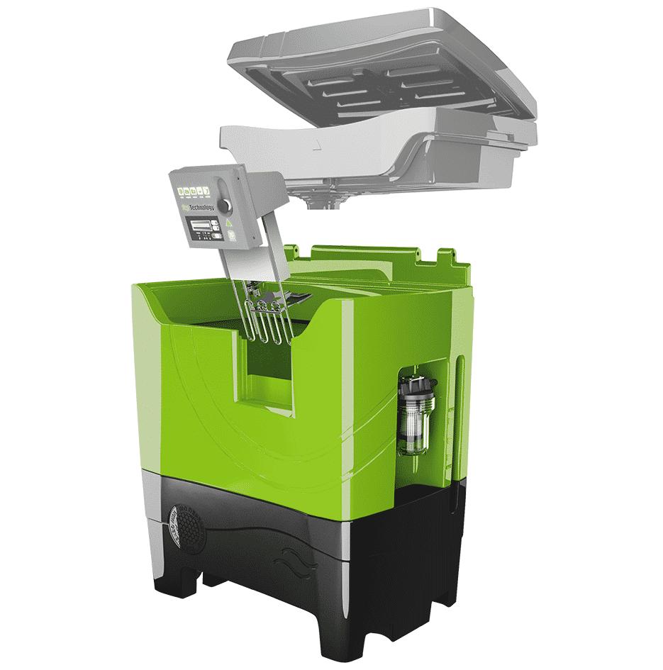 fontaine de nettoyage premium - 3D 3