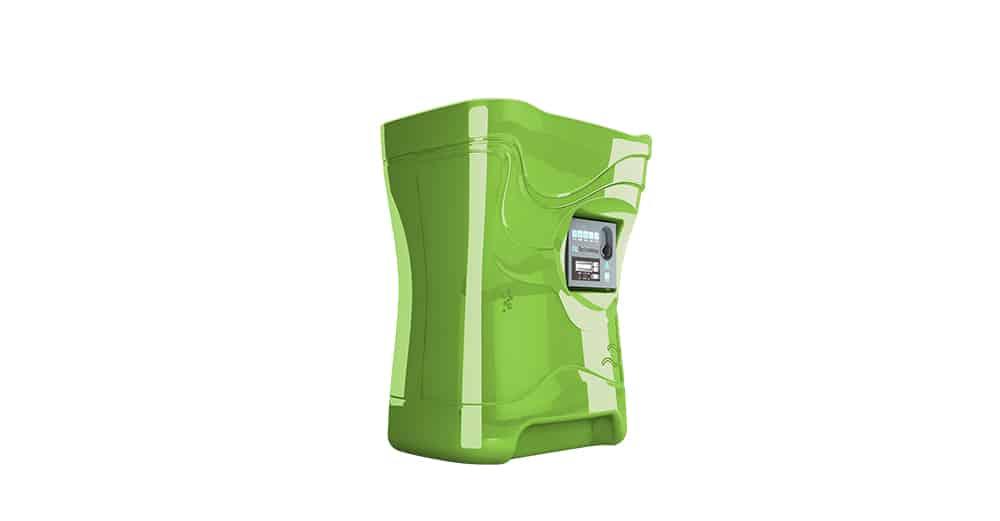 fontaine de nettoyage - eco