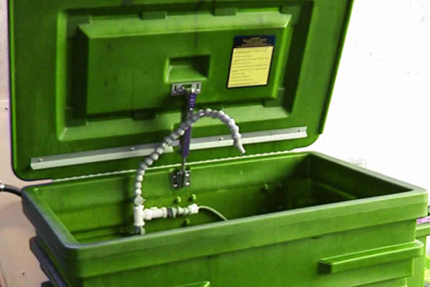 fontaine de nettoyage 4000 - situation 1