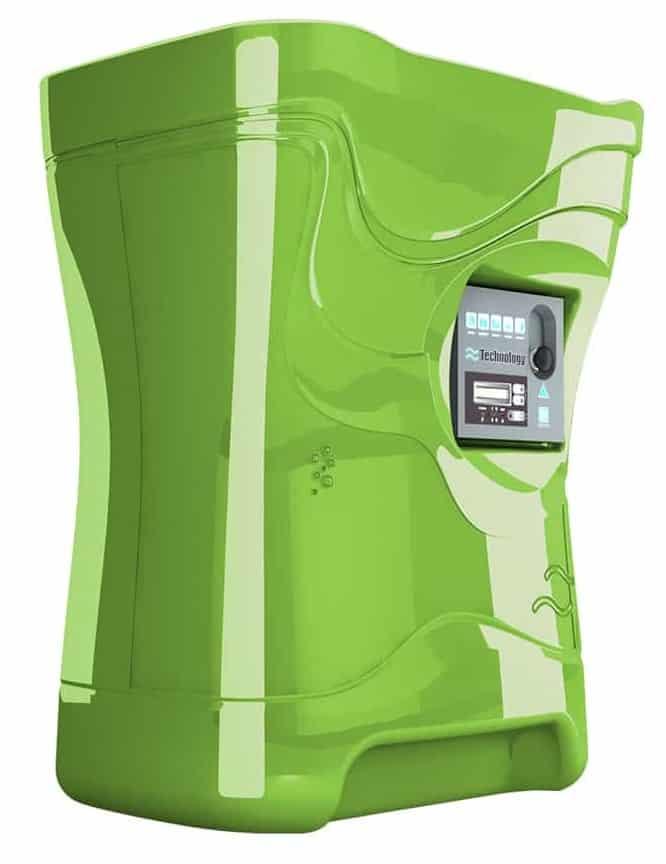 fontaine de nettoyage biologique compact