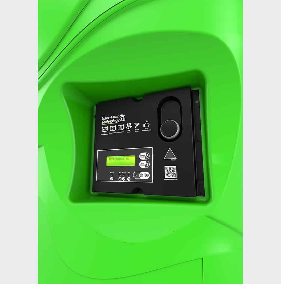 fontaine de nettoyage compact - 3D 2