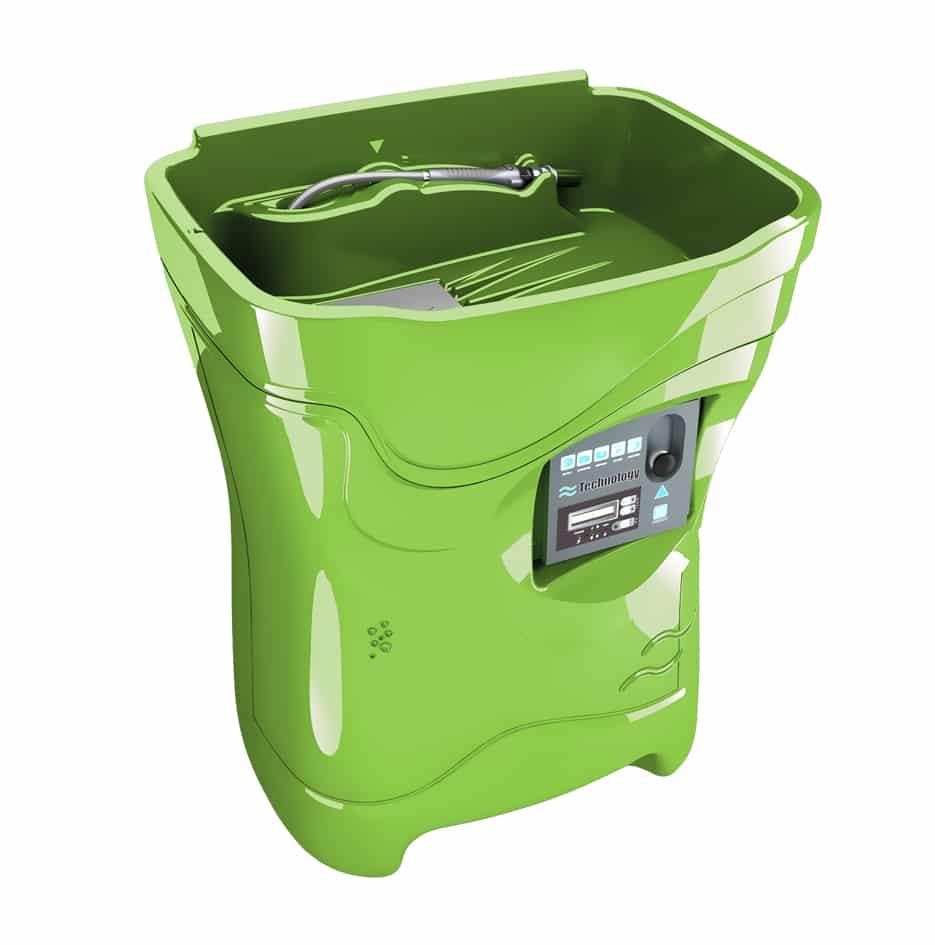 fontaine de nettoyage compact - 3D 1