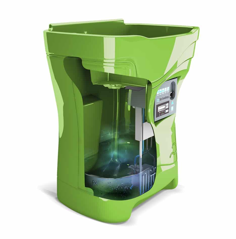 fontaine de nettoyage compact - 3D 3